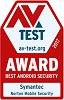 AV Test: Award Best Android Security